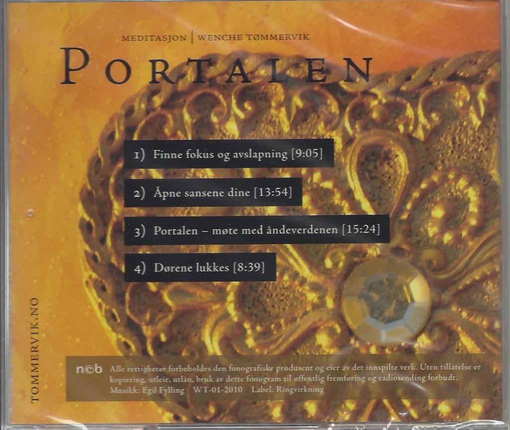 CD cover bak